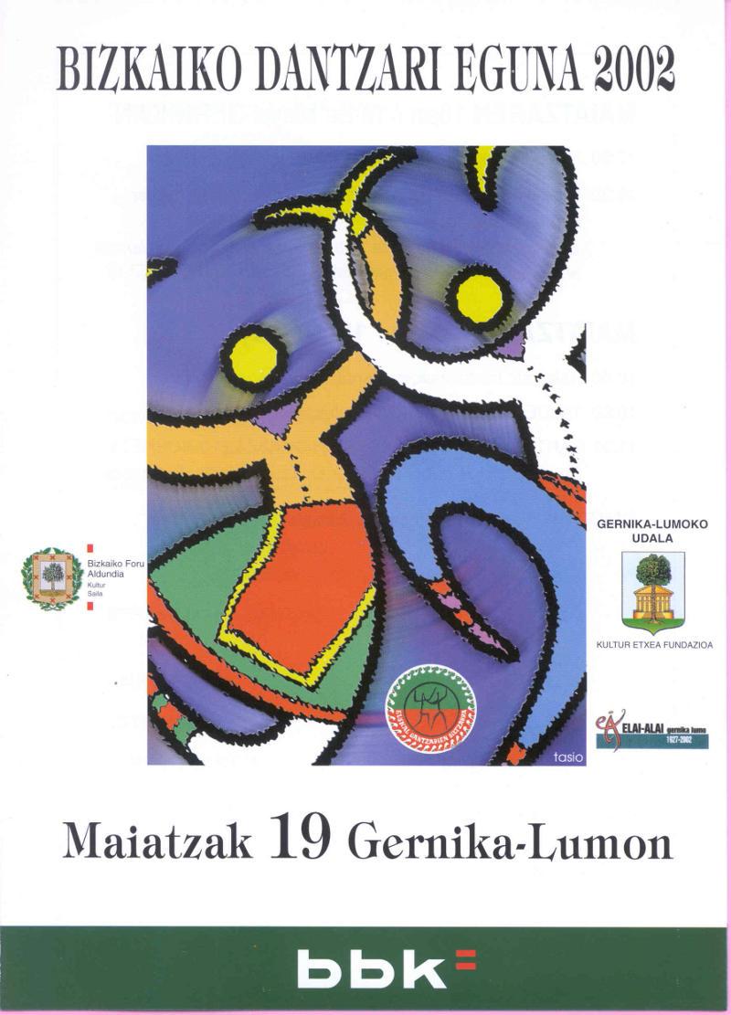 2002 GERNIKA